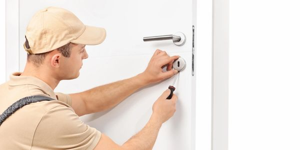 Installing keypad entry