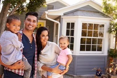 Homeownership made easy with FHA Loans.
