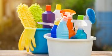 High Quality of Cleaning Products