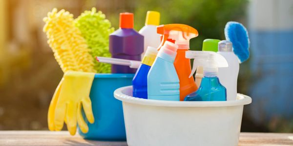 Green cleaning products that kill bacteria and viruses, yet safe for the environment, humans and animals.