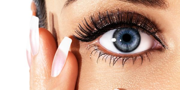Beauty service for eye lashes