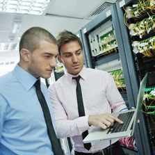 File server installation and support Networks, Data, Managed services