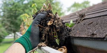 Christian Gutter Cleaning in Fort Worth, Veteran Owned Gutter Cleaning Business in Fort Worth
