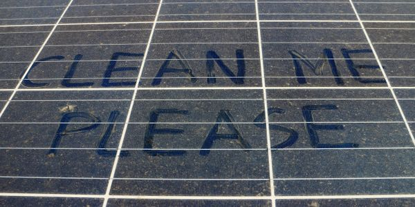 Colonel Clean Pressure Washing Residential and Commercial Solar Panel Cleaning for Efficiency