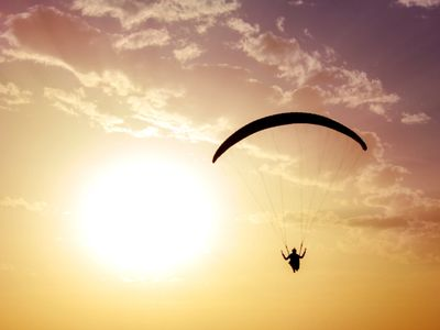 """The mind is like a parachute; it only works when it is open""   Thomas Dewar"