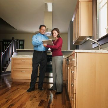 We make it easy to sell your house to us.  It's as easy as 1-2-3.