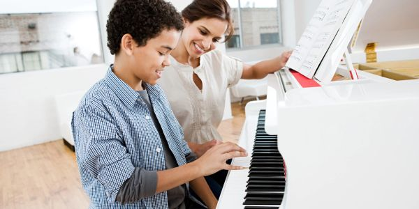 Supported Piano Lessons in Crows Nest