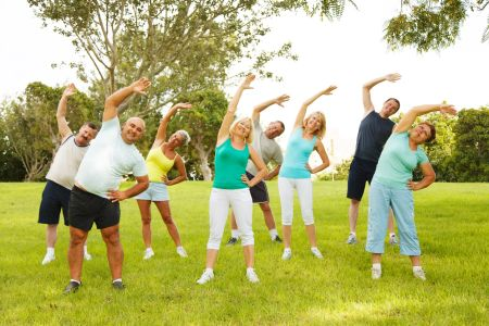 Active lifestyle with group fitness for all ages. Use CBD to help keep you balanced and your body at a homeostasis level.