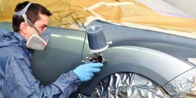 Brookings Auto Body Painting