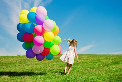 Create Good Memories With Balloons