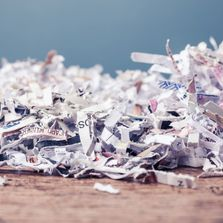 Estate Document Destruction / Shred / Shredding Service