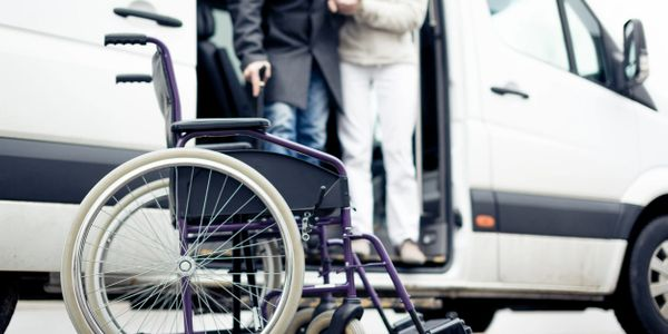 A Helping Hand Home Care provides transportation for the elderly to ensure independence and wellness
