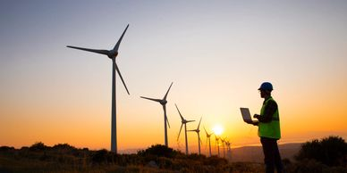 We offer a full choice of renewable platforms and technologies for all types of businesses