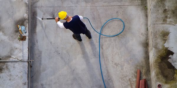 Commercial Pressure Washing Service Annapolis, MD