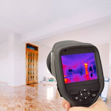 Missoula Bitterroot Western Montana Thermal Imaging Home Inspection House Inspector