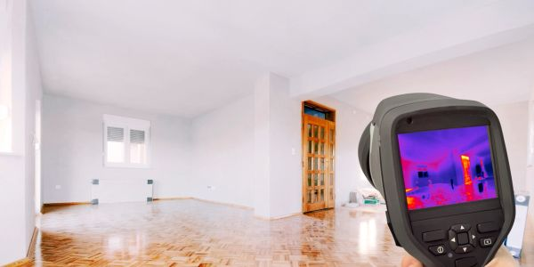 Using state of the art technology, we find things you can't see with the naked eye. Thermal Imaging.