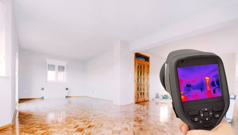 Thermal imaging Infrared home inspector north central florida inspector home inspector ocala palatka