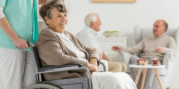 In home care for elderly in Richmond, Virginia