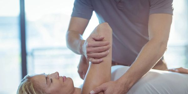 Deep Tissue massage in Charleston Sc