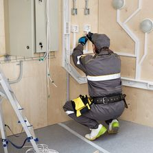 Electrical panel residential services Vancouver.