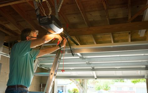 Garage Door Openers | Same Day Installation & Repair‎