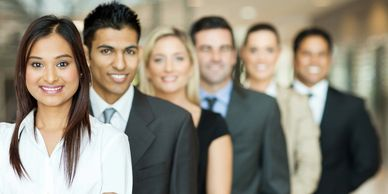Young professionals 18-35 years old seeking work experience and professional development in Canada.