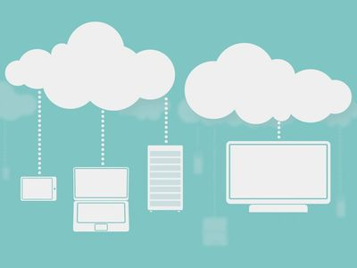 Many computing devices are connected to THE CLOUD - it's just another word for the Internet!