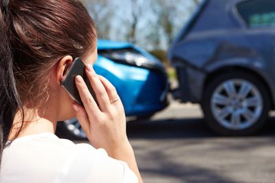 personal injury auto accident car crash