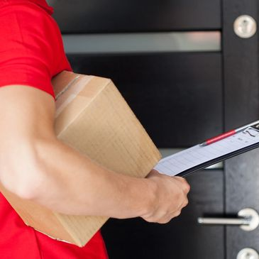 Deliveries and errands take hours of your valuable time. Call for delivery and concierge services.