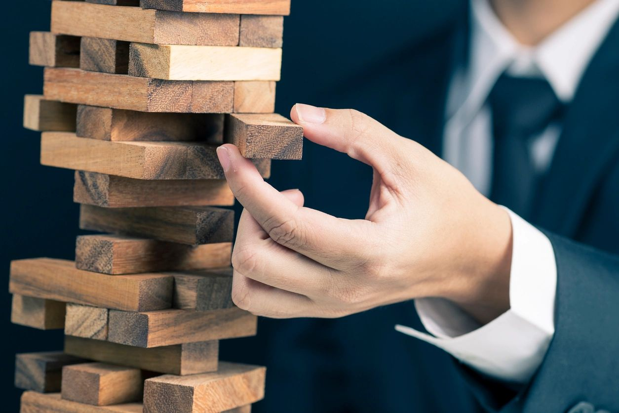 Importance of taking calculated risks in business