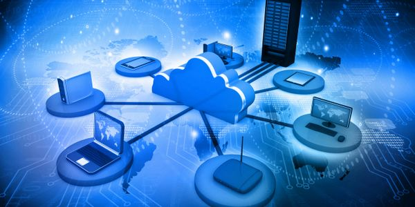cloud and managed services for business