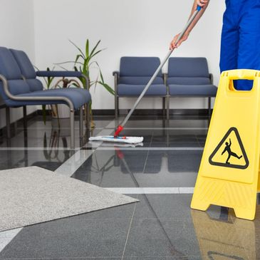 Office, medical centre and gym cleaning