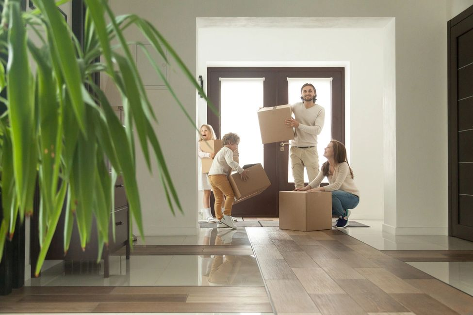 Affordable removals offered by reliable local and long distance movers