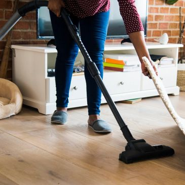 Assistance with housekeeping