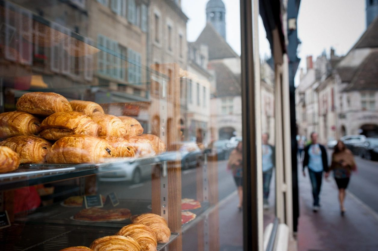 Are you missing the real deal - pastries in Paris like I am right about now?
