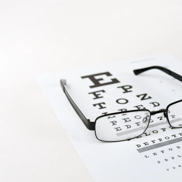 Eyeglasses are a way to allow a person see well.  Other ways to correct vision are contact lenses and surgery.
