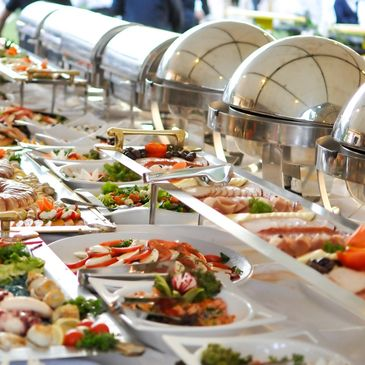 Catering in Birmingham, Kemp's Kitchen will cater any event you have.