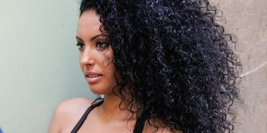 high-end, top of the line, affordable, mink Brazilian deep wave hair