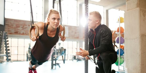 personal training at 1 lifestyle fitness gym in auburn ca, TRX, Group Training
