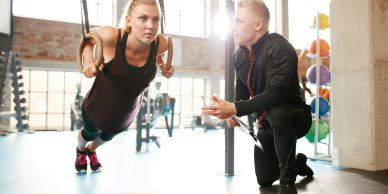 Fast track your fitness program by working out with OCFIT personal trainers