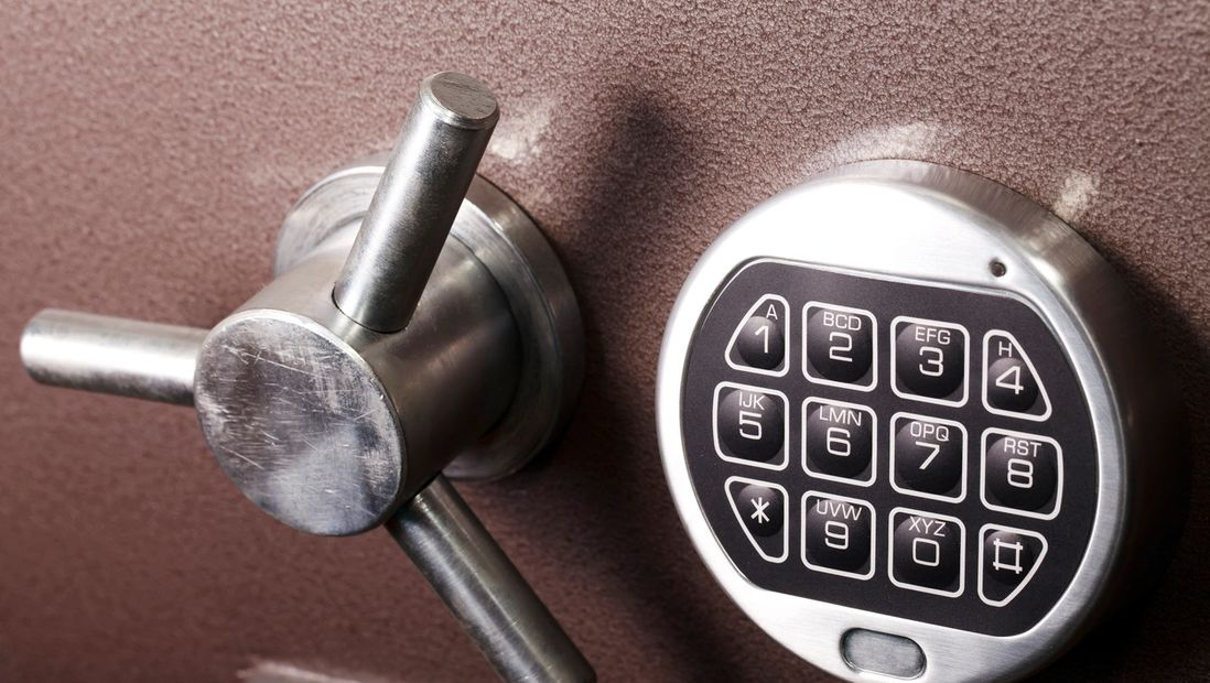 We offer quality safe service and ONLY quality products. We do not offer light duty keypad as above