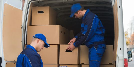 Two Men and a van - One man and a van - Two men and a van - Affordale removal services in Essex
