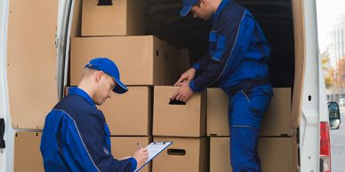 Personal/Business Package/Pallet Receiving Storage Until Pickup Documented Delivery  & Notification