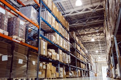 Keep your warehouse space clean and safe with regular pallet pick up services.