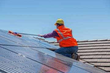 Solar Panel Cleaning Central Coast NSW