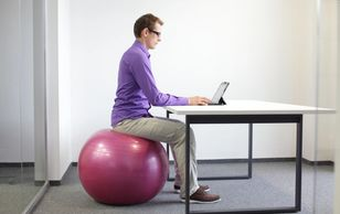 Sitting for 30 min a day has many benefits for the body. Reduce pain and strengthen Posture. Northern Beaches NSW.