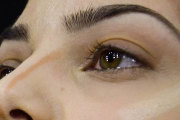 Have Your Semi-Permanent Powder Hombre Eye Brows done at Mel's Skinspa Ink in Orange, California.