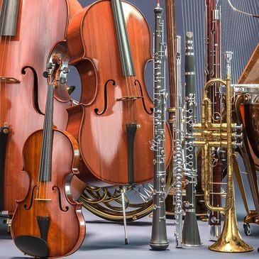 Band and Orchestra Musical Instruments for Rent