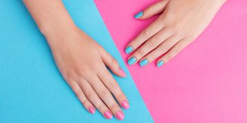 Limited time offer.  Get a classic gel manicure for just $20 Scripps Ranch San Diego mani nails