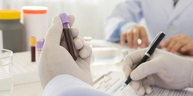 Picture of medical testing